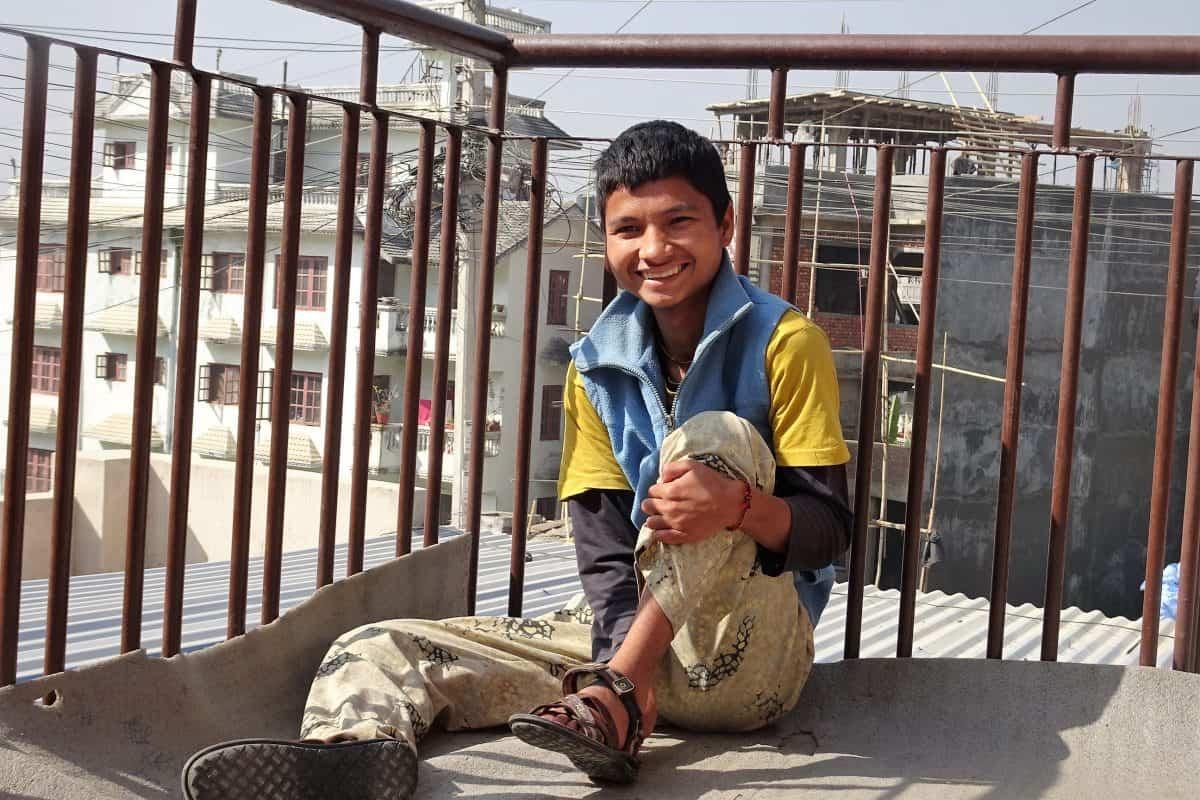 Read Bikram's story here